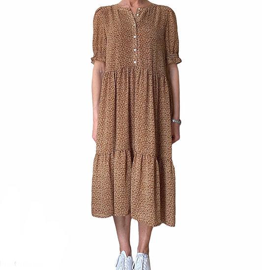 Culture Ditzy Print Dress