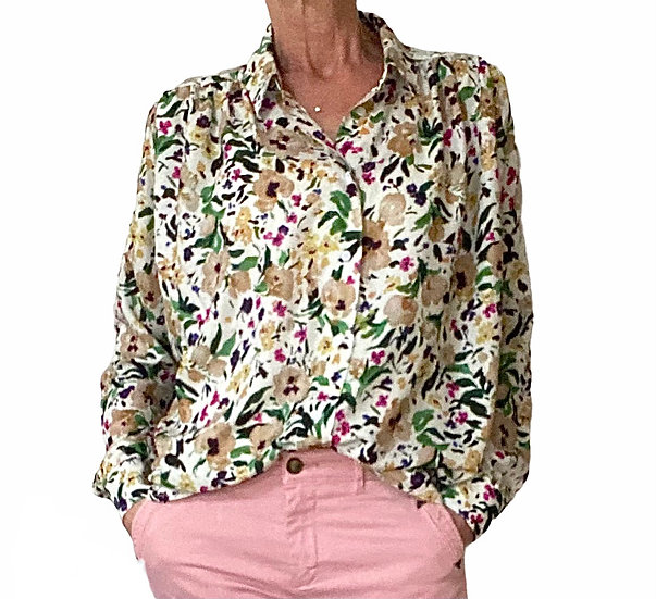 HOD Floral Madrid Shirt