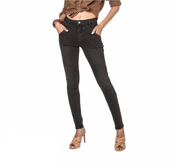 Parisian Style NC Black Skinny Jeans