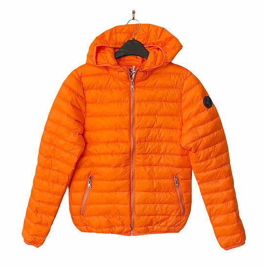 Giovanni Orange Ultralight Down Jacket