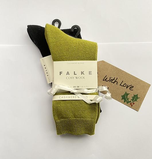 Falke Cashmere Blend Ankle Socks Gift Set