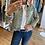 Thumbnail: Pale Khaki Denim Jacket