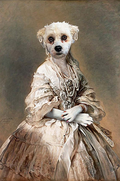 Empress Maria Alexandrovna