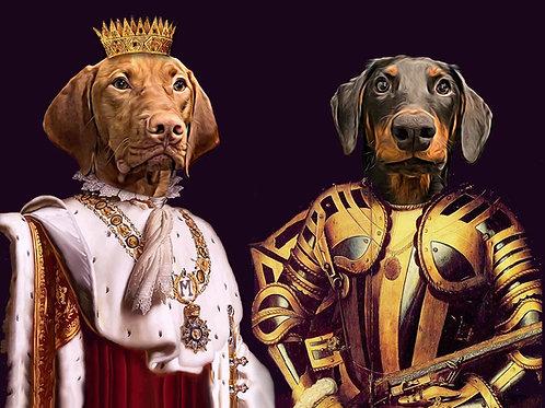 King & Knight