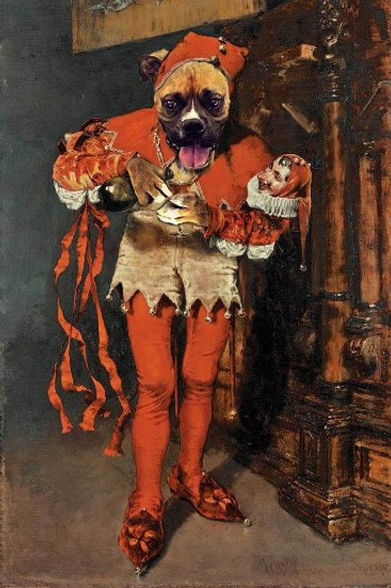 The Red Jester