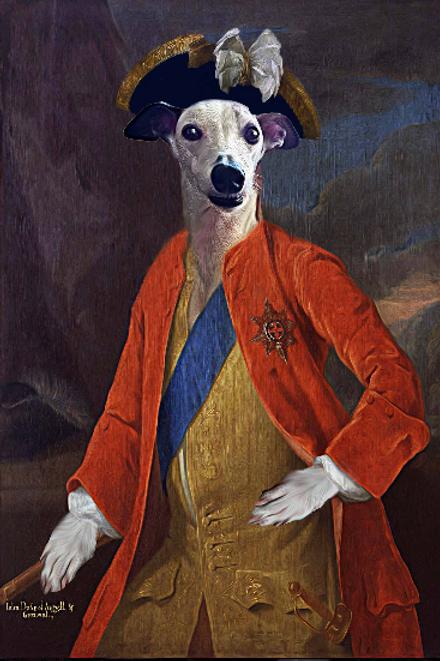 The Duke of Argyll