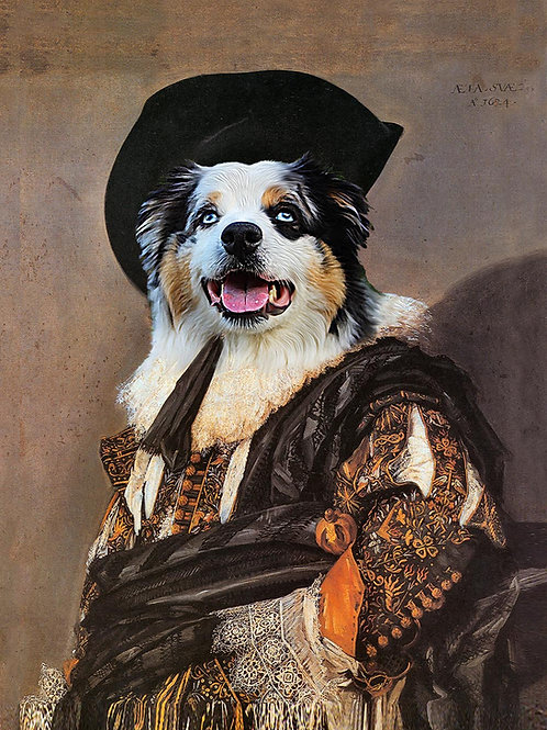 The Laughing Cavalier
