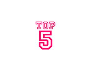 Haftanın Top 5'i
