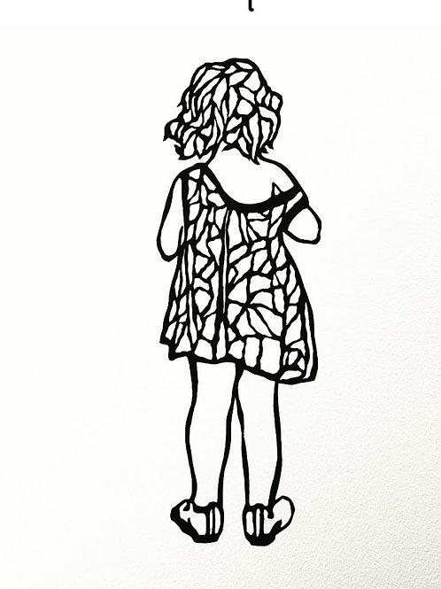 """(#188/2020) Pippa {2} 16x16"""""""