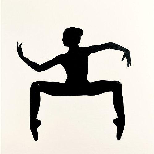 "(#45)""dance is the hidden language of the soul.""-Martha Graham {#11}"