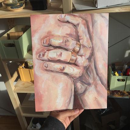 joliz dela pena art print store painting