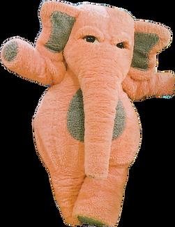 Johnson the Pink Elephant