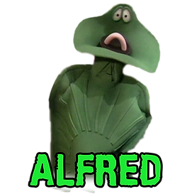 Alfred the Green Hot Water Bottle
