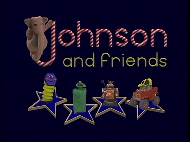 Johnson and Friends Title Card