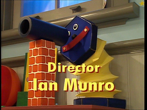 McDuff the Concertina, Ian Munro