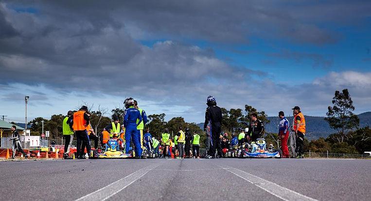 Sportsman Enduro Karting
