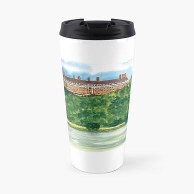 Royal Star & Garter Travel Mug