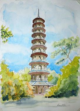 Pagoda Kew Gardes