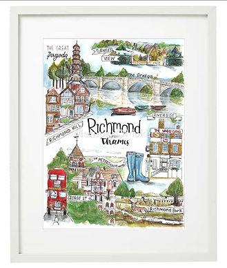 Richmond Medley by Millie Giglio
