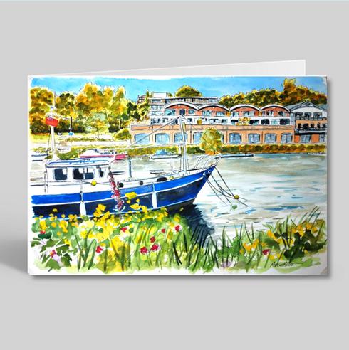 Richmond Canoe Club Card