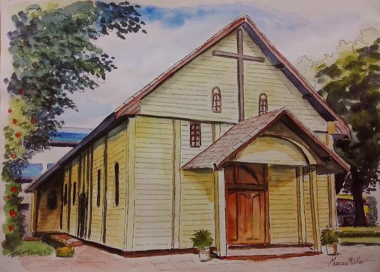 Santa Cruz Chapel, Maringa