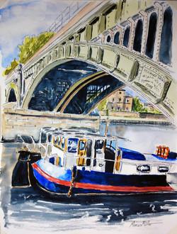 Twickenham Rail Bridge