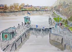 Richmond Lock & Weir