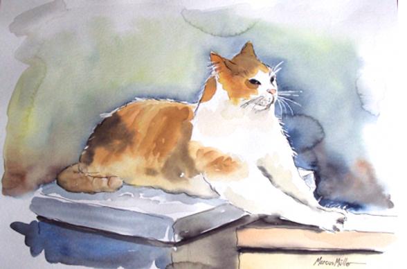 Pet Portrait - Get your pet portrait