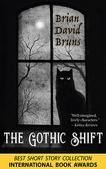 The Gothic Shift book cover Brian David Bruns