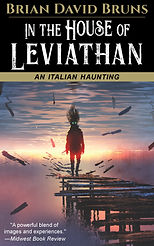 In the House of Leviathan book cover Brian David Bruns
