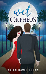 Wet Orpheus book cover Brian David Bruns