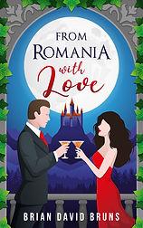 From Romania with Love book cover Brian David Bruns