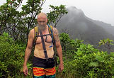 Brian David Bruns in Rarotonga