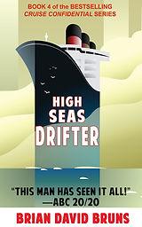 High Seas Drifter book cover Brian David Bruns