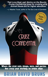 Cruise Confidential book cover Brian David Bruns