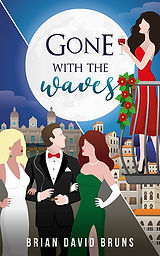 Gone with the Waves book cover Brian David Bruns