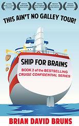 Ship for Brains book cover Brian David Bruns