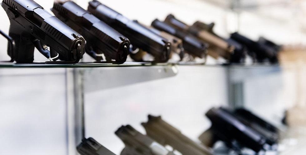 pistols, coming