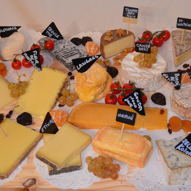 REPAS FROMAGES
