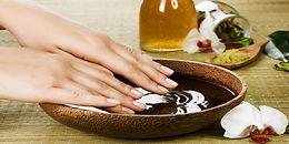 Hot Oil Manicure/Pedicure