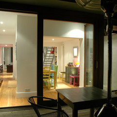 Malvern Buildings - house conversion