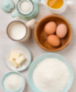 eggs,baking, cake, healthy lifestyle, salads are sweet