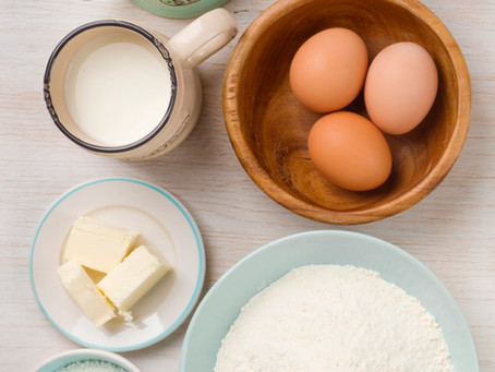 Top 5 Baking Ingredients
