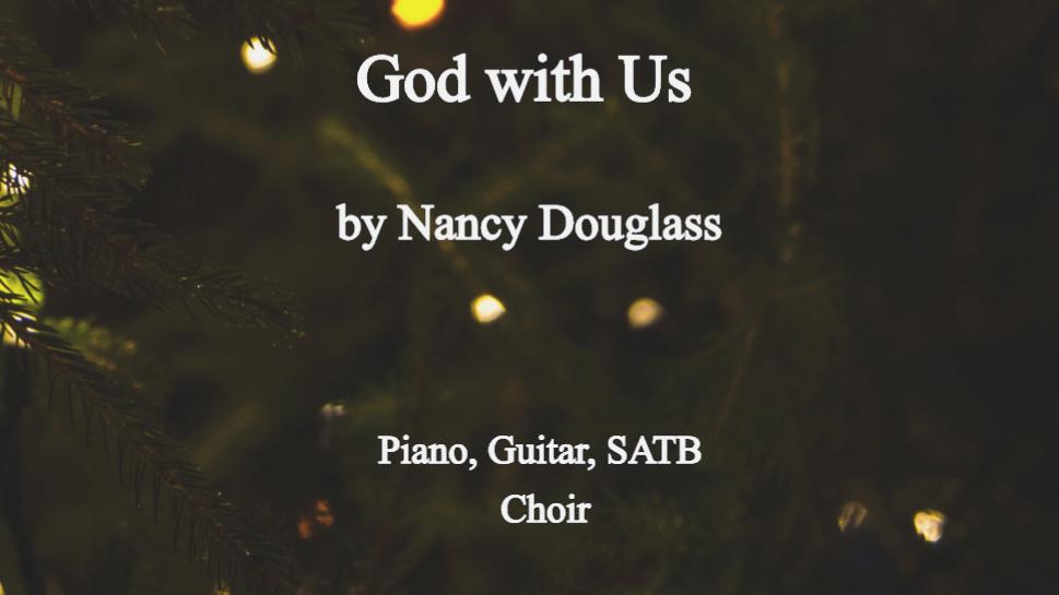 God with Us octavo