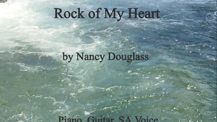 Rock of My Heart octavo