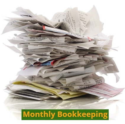 Monthly Bookkeeping (Family Childcare)