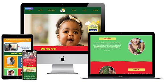 Standard Childcare Website
