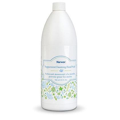 Peppermint Foaming Hand Wash - Refill