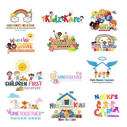 Nikki Smith's Custom Logo Designs
