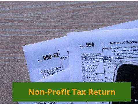 Non-Profit Tax Preparation